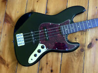 Cruiser by Crafter Jazz Bass guitar. Fantastic!