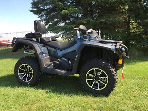 2017 Can-Am Outlander™ MAX Limited 1000R