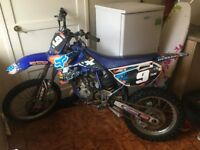 2008 YZ85 immaculate condition