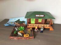 Playmobil Safari Lodge