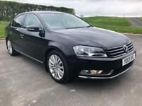 VOLKSWAGEN PASSAT 1.6 SPORT TDI BLUEMOTION TECHNOLOGY 4d 104 BHP LOW WARRANTED MILEAGE, FULL HISTORY