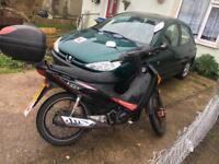 Peugeot vox 110cc