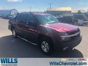 2004 Chevrolet Avalanche 1500 LS | 2WD | AS-IS