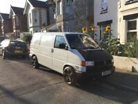 VW T4 1.9d Camper Day Van