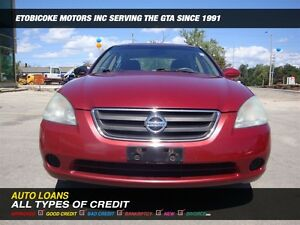 2003 Nissan Altima NO ACCIDENTS.......