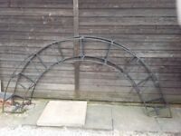 GARDEN ARCH FOR SALE - SOLID STEEL