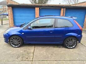 Ford Fiesta ST150 with recent new engine done by fords
