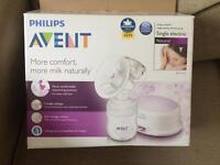 Single Electric Breast Pump, Philips Avent