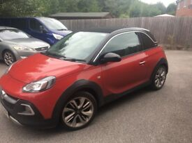 Vauxhall Adam Rocks 1.4 (3 door hatchback)