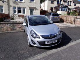 Vauxhall Corsa 1.3 CDTI SXI 95P.S. 2013 Five door