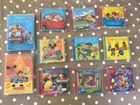 Children's sing along DVDs