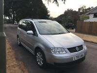 Volkswagen Touran 1.9 TDI SE 5dr (7 Seats) LOOKING FOR QUICK SELL
