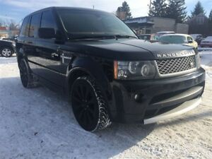 2011 Land Rover Range Rover Sport 5.0L V8 4WD!! Autobiography To