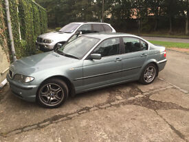 BMW 320i saloon automatic, M pack