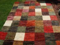 john lewis hand made jute rug 240cmx140cm new unused