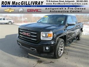 2014 GMC Sierra 1500 SLT, 6.2L, Summer and Winters on Rims!