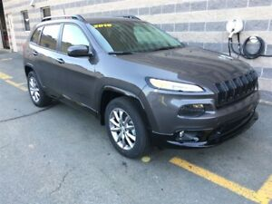 2018 Jeep Cherokee New For The Price Of Used, Under 1000Km!