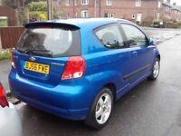 Chevrolet Kalos 2006 - Petrol - £550 Negociable