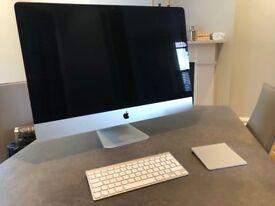 iMac 27in i73.4GHz 16Gb Ram. Late 2012.