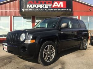 2009 Jeep Patriot Sport/North, WE APPROVE ALL CREDIT