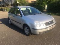 LOW MILEAGE VW POLO FOR SALE