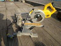 DeWalt DW777 LX type2 110V sliding mitre saw