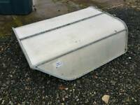 Ifor williams canopy for Subaru brat or trailer lid top £40