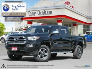 2016 Toyota Tacoma Limited BROWN LEATHER