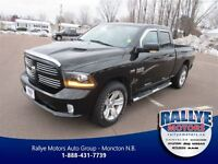 2013 Ram 1500 Sport! Sunroof! Leather! Back-up Cam!