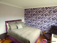 All bills included! Flat share for a single professional tenant to share with the landlady.