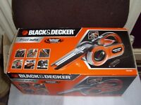 black and decker car vacuum cleaner dustbuster 12v brand new