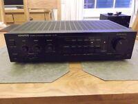 Kenwood KA-76 amplifier - 100 watts RMS per channel into 8 ohms