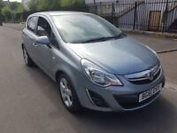 2011 (61) Vauxhall Corsa Sxi 1.2 / 5 Door /1 Yrs MOT / Excellent Condition - Cheap tax and insurance