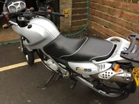 BMW F650GS Silver. Sensible offers, possible part-ex.