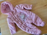 Bundle of baby jackets: sizes 3 to 12 months (like new)