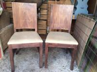 Great chairs for the kitchen/dining room