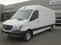 2011 Mercedes-Benz Sprinter High Roof, Short Box, Diesel, A/C, F