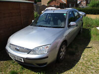 Ford Mondeo 2ltr diesel, 5 door, 6 gear, 11 months MOT and serviced