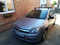 Vauxhall astra, mot faluire doesn't need much though, cheap car