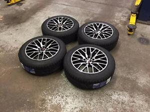 """16"""" DECENTI Wheels 5x100/5x114.3 and All Season Tires (Package Deal)"""