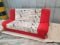 Sofa Bed With Storage Finka Amk Furniture Double Polskie Wersalki London Next Day