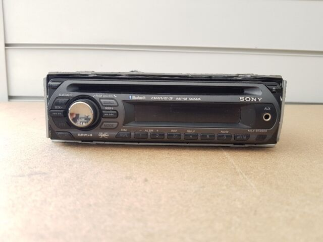 Sony MEX BT-2500 Car CD Player with Bluetooth and other parts    in  Huddersfield, West Yorkshire   Gumtree