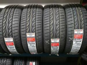 205/45r17 UNIROYAL TIGER PAW GTZ ALLSEASON BRAND NEW SET OF FOUR TIRES CALL NOW!!!