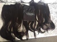 Brand new secret hair extensions x2