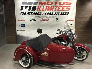 2015 Indian CHIEF VINTAGE SIDE CAR