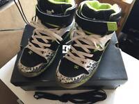 DC Shoes Ken Block #43 Size UK 9 / EUR 43 (USED)