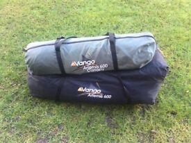 Vango Artemis 600 Tent & Canopy