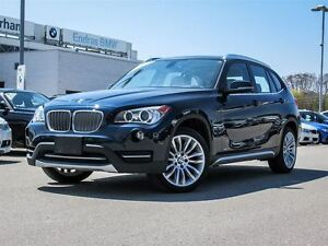 2013 BMW X1 xDrive28i xLine Navigation and Communication packa
