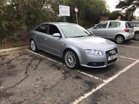 Audi A4 2.0 tdi sline se sell swap px