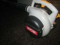 Ryobi Petrol Leaf Blower PBV 30A Good Condition Works Fine No Issues
